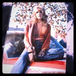 STEVIE NICKS 70's FRAMED 8x10 PHOTO  FLEETWOOD MAC
